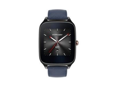 Smartwatch ZenWatch 2 Gun/Dark Blue - L van Asus