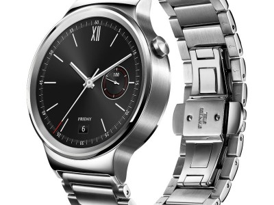 Smartwatch Watch Classic Stainless Steel Link van Huawei