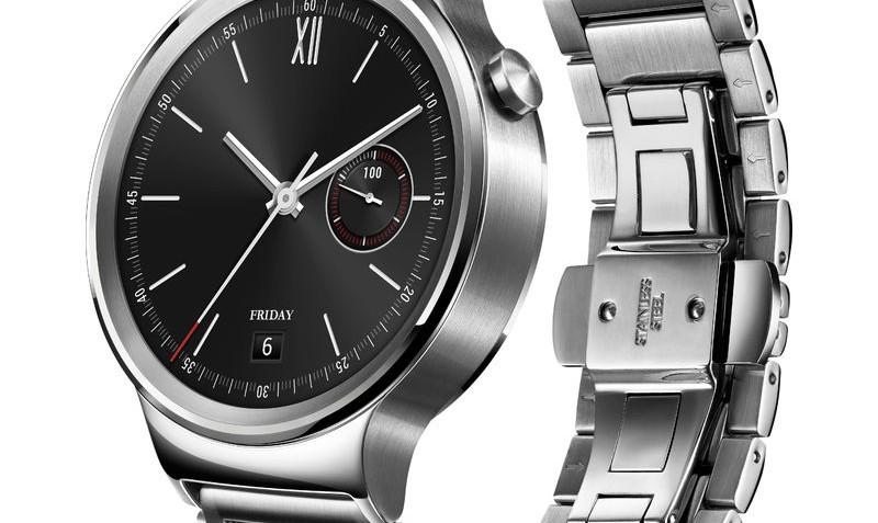 Smartwatch Watch Classic Stainless Steel Link van Huawei