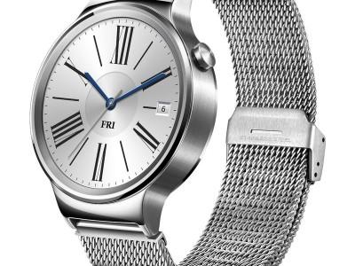 Smartwatch Watch Classic Stainless Steel Mesh van Huawei
