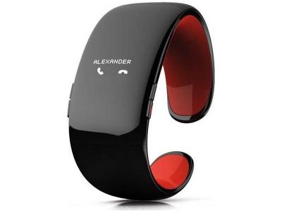 Smartwatch MyKronoz ZeBrace 2 Zwart van Mykronoz