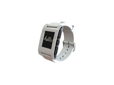 Smartwatch Smartwatch White van Pebble