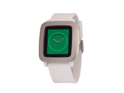 Smartwatch Time White van Pebble