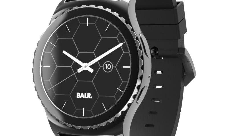 Smartwatch Gear S2 BALR. van Samsung
