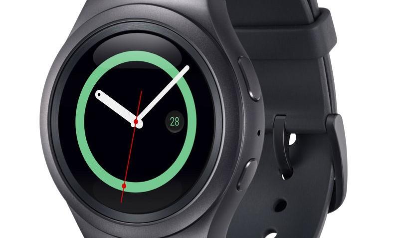 Smartwatch Gear S2 Black van Samsung