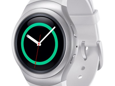 Smartwatch Gear S2 White van Samsung