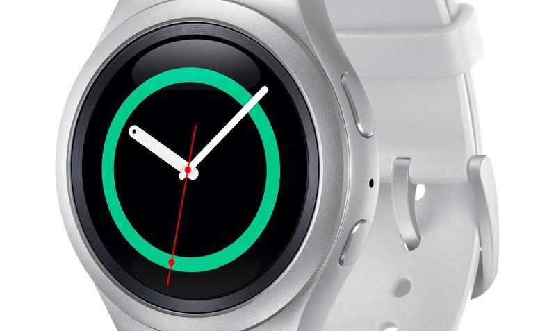 Smartwatch Gear S2 White van Samsung