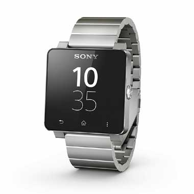 Smartwatch Sony SmartWatch 2 zilver