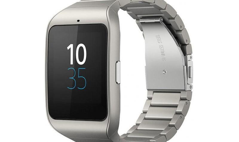 Smartwatch Smartwatch 3 Metaal van Sony
