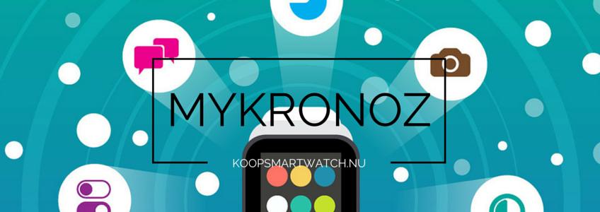 MyKronoz Smartwatch Slider 01