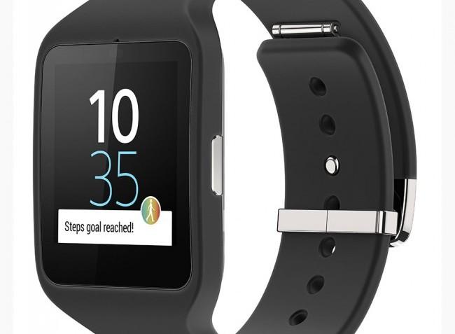 Smartwatch Smartwatch 3 Zwart van Sony